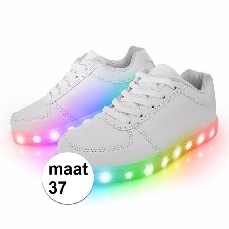 Kinderschoenen Met Lichtjes Maat 23.Party Disco Schoenen Met Licht Maat 37 Party Schoenenwinkel