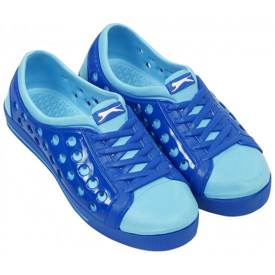 Slazenger trendy waterschoenen in kobalt-lichtblauw